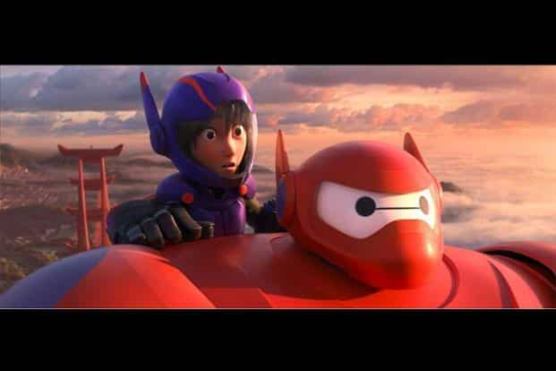 In Big Hero 6, 14-year-old Hiro Hamada is a robotics genius who makes his own Bots(short for robots) and fight other bots in the underground arena.