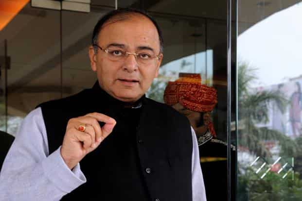 Though finance minister Arun Jaitley has talked about progress on some of the contentious clauses in the Constitution amendment Bill essential for the rollout of GST, states continued to stick to their stand. Photo: Pradeep Gaur/Mint