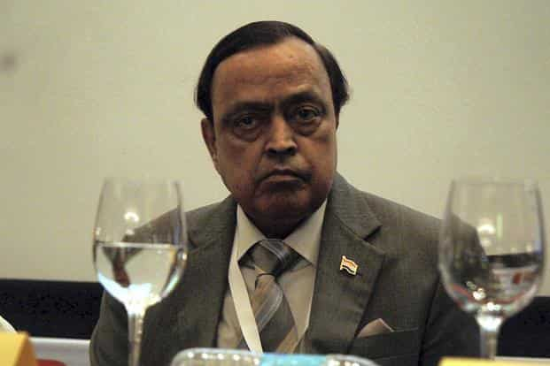Murli Deora, who was popularly known as Murlibhai, started his political career as a corporator in Mumbai in 1968 and was the mayor of Mumbai in the late 1970s. Photo: HT