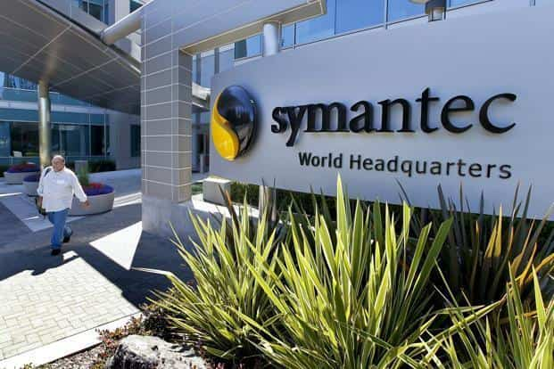 While almost half of the infections affected individuals and small companies, the malware also targeted the telecommunications and hospitality industries, Symantec said. Photo: Bloomberg