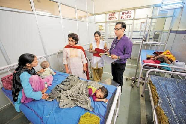 The failing health of Delhi's nutritional rehabilitation centres