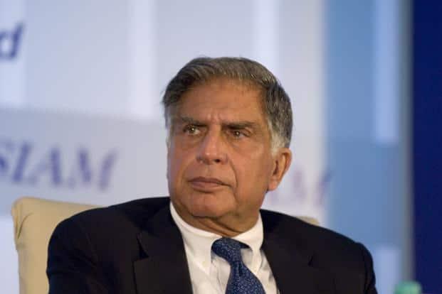 A file photo of Ratan Tata, chairman emeritus of Tata Sons Ltd. Photo: Mint