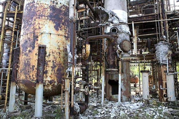 All this week there has been some excellent reportage and analysis to mark the 30th anniversary of the gas leak at the Union Carbide factory in Bhopal, and the numerous, deliberate, lesser man-made injustices that have followed it. Photo: Mint