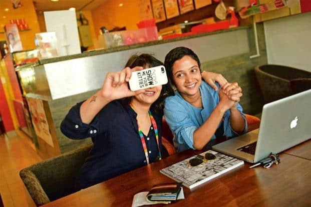 Priya (left) and Anuja Parikh of the Gaysi Family. Abhijit Bhatlekar/Mint