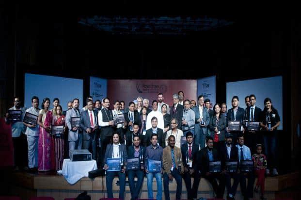 Manthan Awards, 2014. Photo: Sneha Srivastava/Mint