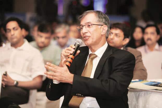 A file photo Niranjan Hirananandani, chairman of Hiranandani Developers. Photo: HT