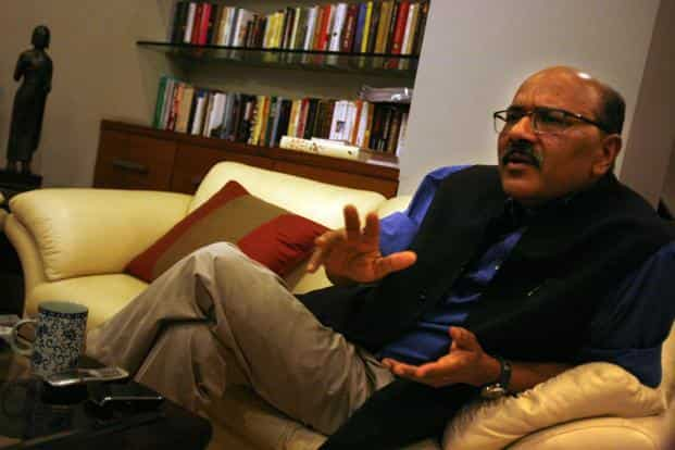 One takeaway from the lives of men such as Rajat Sharma, Shekhar Gupta (pictured) and Ramoji Rao is the role of entrepreneurship in their ascent and in the kind of influence they wield. Photo: Mint