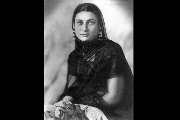 Begum Qudsia Zaidi.