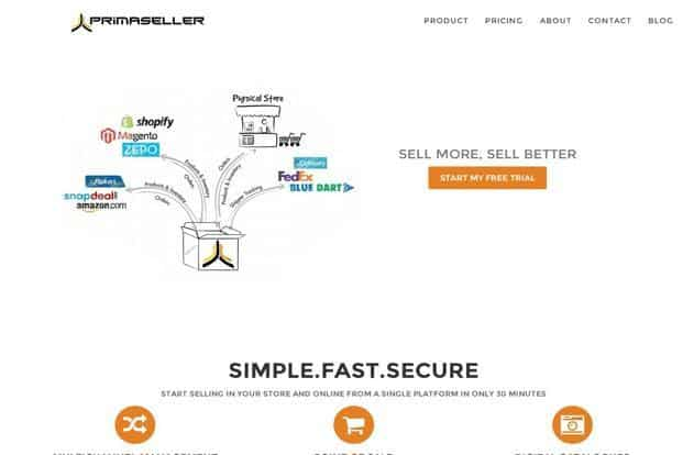 Omnichanneler Technologies owns and operates the Primaseller web site. This is the second round of investment in the company by Mumbai Angels.