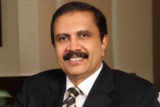Azad Moopen, chairman and managing director of Aster DM Healthcare.