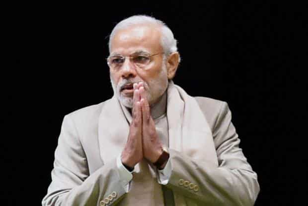 Prime Minister Narendra Modi said the government is working on a simpler internal work process manual, which would be delivered through an e-learning module. Photo: PTI