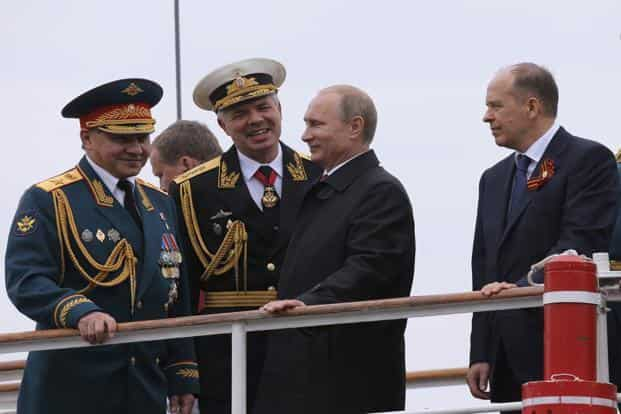 Putin's regime is simply a Russian version of clientelism, with wealth and economic opportunity distributed on the basis of political fealty. Photo: Reuters
