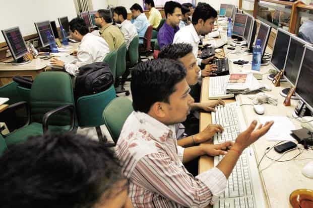 Most brokers charge brokerage as a percentage of the trade value. Additionally, clients have to bear statutory levies. Photo: Reuters