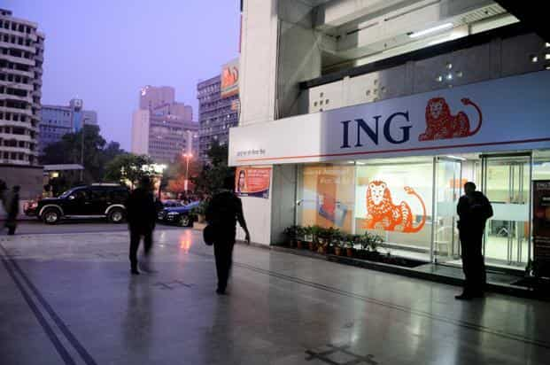 In separate transactions, The New Economy Fund and New World Fund acquired a total of 5.679 million shares of ING Vysya Bank for a little over Rs553 crore. Photo: Pradeep Gaur/Mint