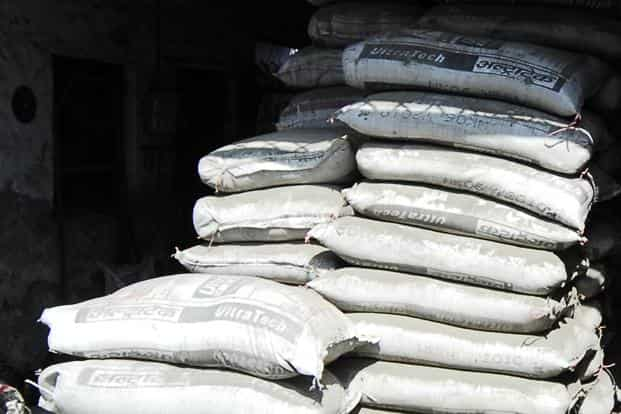 UltraTech Cement has an installed capacity of 62 million tonnes per annum (mtpa) of grey cement, which is set to increase after acquisition of Jaypee's plants. Photo: Pradeep Gaur/Mint