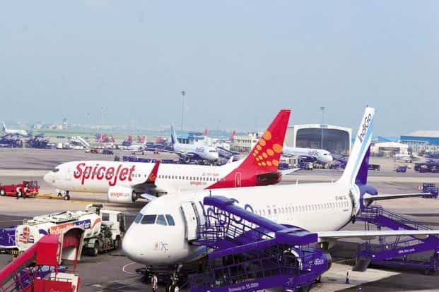India's scheduled airlines carried 67.73 million passengers in 2014. Photo: Ramesh Pathania/Mint