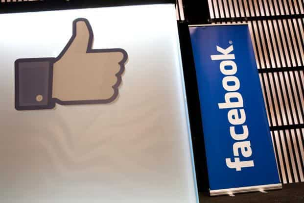 When you sign in to Facebook and accept their terms, you sign away all rights. Photo: Bloomberg