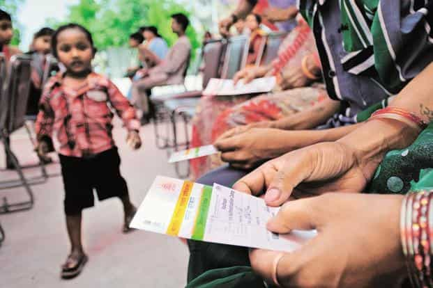 Some experts say a centralized Aadhaar database faces cybersecurity risks that can threaten people's privacy. Photo: Priyanka Parashar/Mint