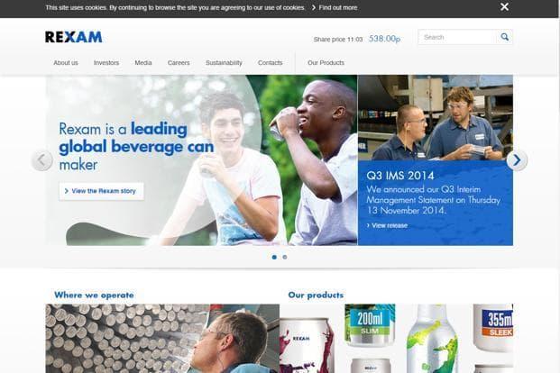 London-based Rexam already operates a plant in Mumbai.