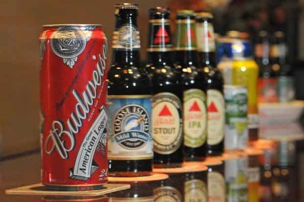 The split comes at a time when brewers in India have been hit by weak demand over the past two years. Photo: AP