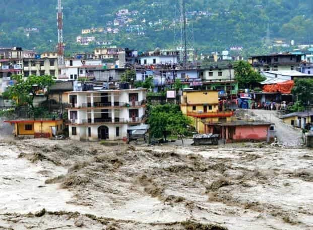 While environmental activists blame hydropower projects for damaging the ecosystem, governments say they are needed for electricity generation in Uttarakhand, a state rich in water resources. Photo: AP