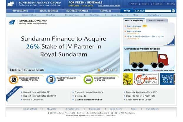 After the completion of the transaction, Sundaram Finance and its associates would hold 100% of the shareholding of Royal Sundaram.