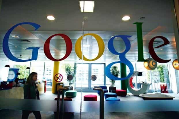 Google had only used automated technology for screening at the time of submission. Photo: Bloomberg