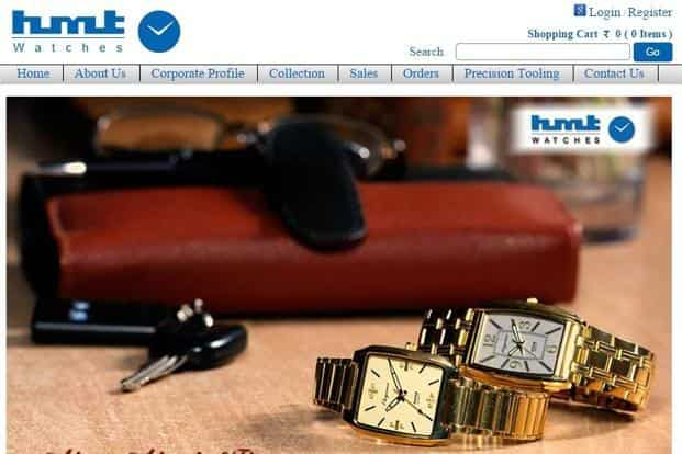 The once popular watch maker, HMT Watches had incurred losses of over `242 crore in 2012-13.
