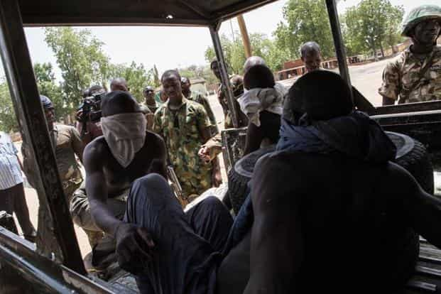 3-Nigeria: CTI-273. The most populous nation in Africa is also the most dangerous to live in. Terrorist group Boko Haram has so far killed about 5000 people. Kidnappings are rampant, as was evident in the kidnapping of 276 schoolgirls in Chibok. AFP
