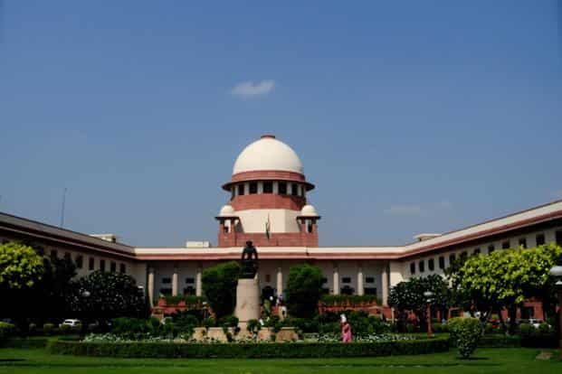 Lawyer Fali S. Nariman had, while arguing the case, told the apex court that there was a substantial question of law related to the interpretation of the NJAC Act, which required five judges to hear it. Photo: Pradeep Gaur/Mint