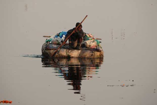 Yamuna river: The river ranks among the top 10 dirtiest rivers of the world, along with the Ganga. With Delhi dumping the most (58%) waste in Yamuna, and almost all efforts to clean it failing, the river is fast turning into a vast sewage.