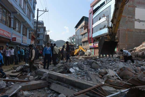Are Earthquakes Becoming More Frequent