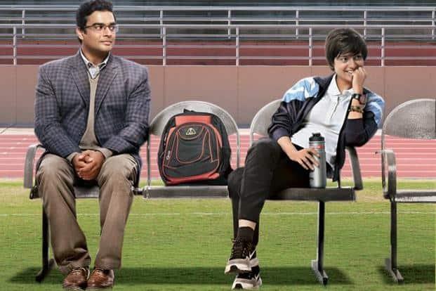 Madhavan and Kangana Ranaut in Tanu Weds Manu: Returns.