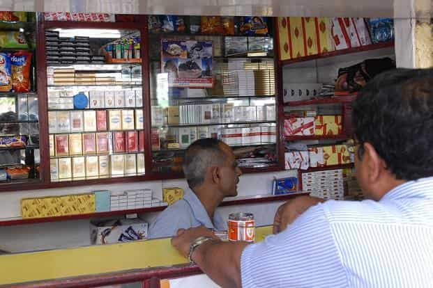 In the year ended March 2014, the government earned Rs17,800 crore from tobacco taxes. Photo: Mint