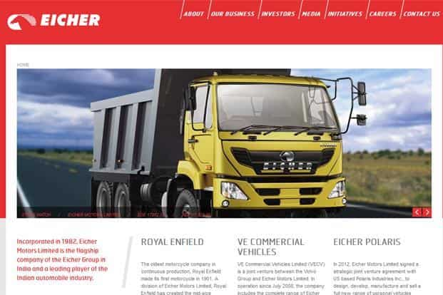 Volvo Exits Eicher Motors Sells 3 7 For Rs1 695 Crore