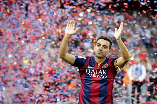 Xavi Hernandez-Barcelona: Club captain Xavi is leaving Barcelona after 24 years and will definitely like to go out a winner. If Barca wins, this will be Xavi's 25th trophy with the club. Reuters