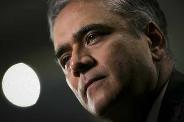 As co-CEO, Anshu Jain had access to the highest echelons of power in Berlin and the boardrooms of Europe's largest firms. But as a figurehead in German finance, the English-speaker struggled to win over the German media and population. Photo: Bloomberg