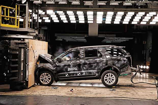The Government Has Decided To Make Frontal And Side Crash Tests Mandatory For New Vehicles From