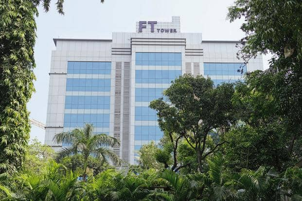 A file photo of FT House, where NSEL's office is located. The fraud at NSEL has also made entities wary of trading in any product where the bourse does not guarantee the trade, say market participants. Photo: Abhijit Bhatlekar/Mint