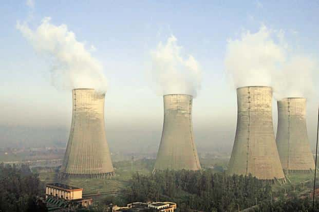 The total installed capacity of NTPC is 44,398 MW. Photo: Bloomberg