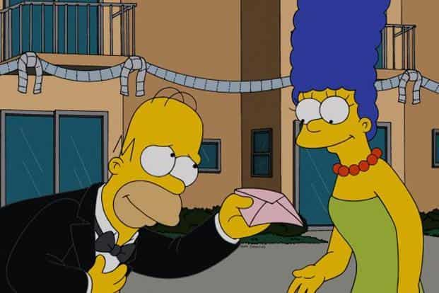 Homer and Marge will legally separate, and Homer will fall in love with his pharmacist who's voiced by Lena Dunham.