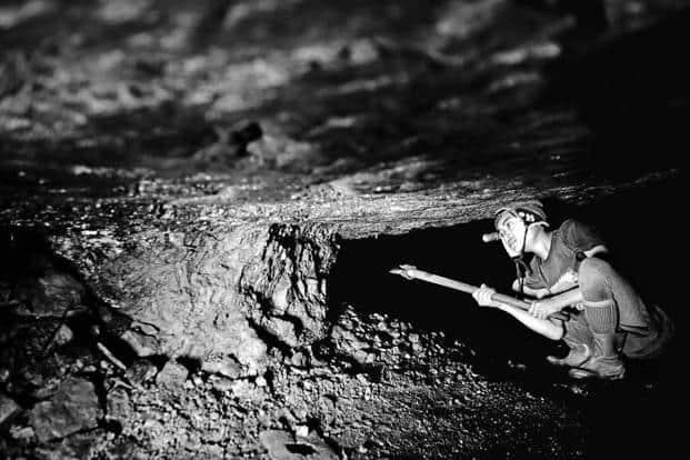 Photo Essay The Minor Miners