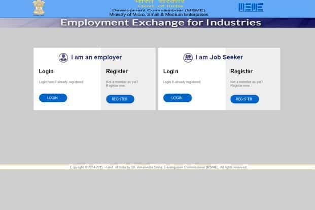 The portal will be accessible free of cost for the next one month, for both employers and job-seekers.