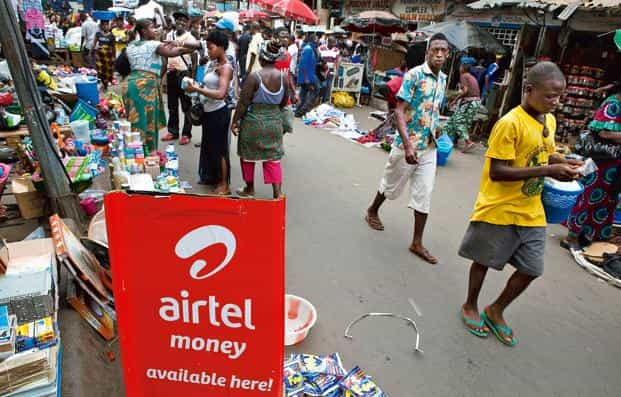 In July last year, Airtel had announced a deal to sell 3,100 telecoms towers in the four countries to Helios Towers Africa for an undisclosed sum. Photo: Reuters