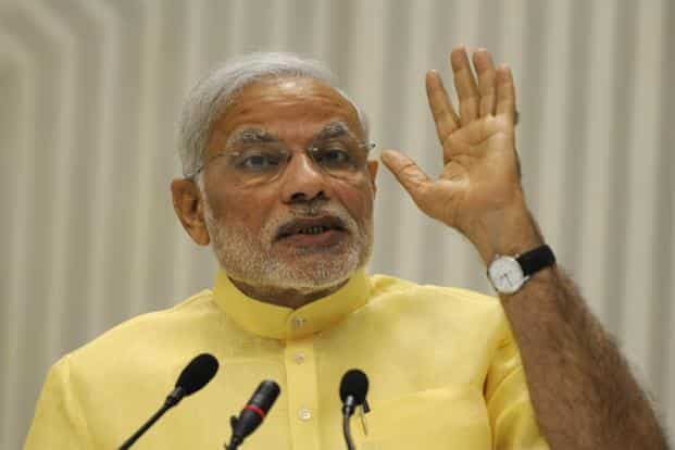 Narendra Modi's government has launched a massive crackdown on non-governmental organizations, cancelling the foreign funding licences of nearly 9,000 charities in recent months. Photo: Sonu Mehta/HT