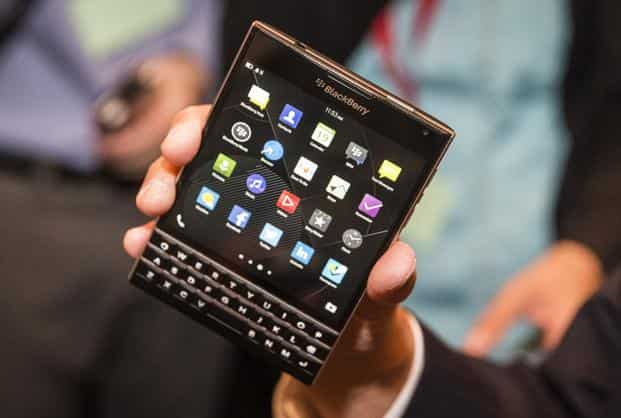 BlackBerry had earlier collaborated with Indian telecom start-up Agrima Infotech for its personal assistant app Viki. Photo: Reuters