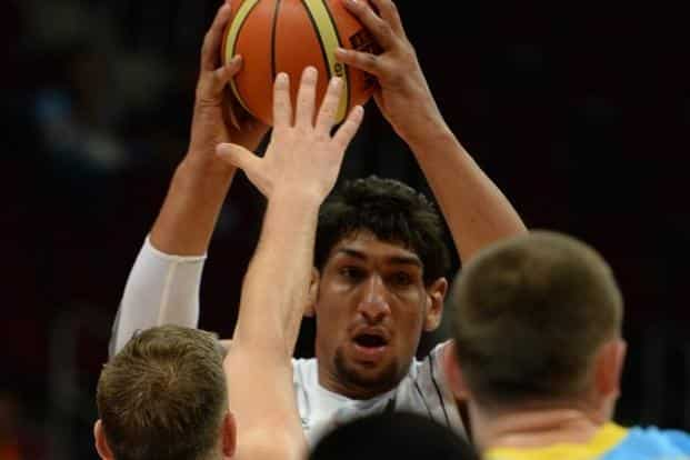 80ab98b72 ... Satnam Singh was selected amongst the 60 young men who will play  basketball in the NBA