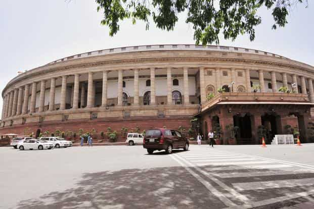 """An MP, who is among the 30 on the parliamentary panel, confirmed that the SJM had expressed """"strong reservations"""" over the bill. Photo: Vipin Kumar/HT"""