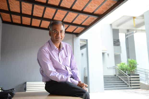 Kothandaraman Vaitheeswaran and Indiaplaza.com, among the first e-commerce firms in India, survived the dotcom boom and bust but failed later due to lack of funds. Photo: Hemant Mishra/Mint