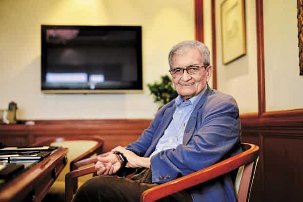 Sen says it was important for him that Nalanda University flourishes, rather than his staying on as chancellor, and thus he decided to not accept a second term. Photo: Pradeep Gaur/Mint